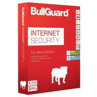 Bullguard Internet Security: BullGuard Internet Security 3PC 1year