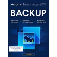 Acronis True Image 2019 5PC/MAC
