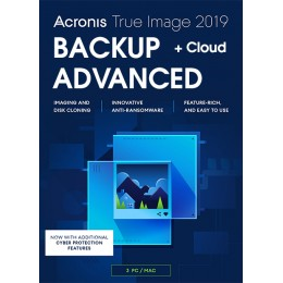 Acronis True Image Advanced 3Device 1Year