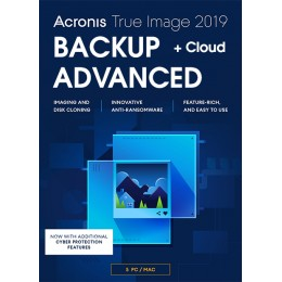 Acronis True Image Advanced 5Device 1Year