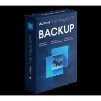 Acronis True Image 2019 1PC/MAC (2020-upgrade)