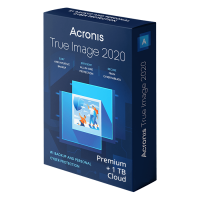 Acronis True Image Premium 2020 1Device 1Year