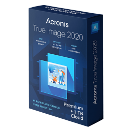 Backup & Repair: Acronis True Image Premium 2020 1Device 1Year