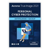 Backup & Repair: Acronis True Image Premium 2021 5Devices 1Year