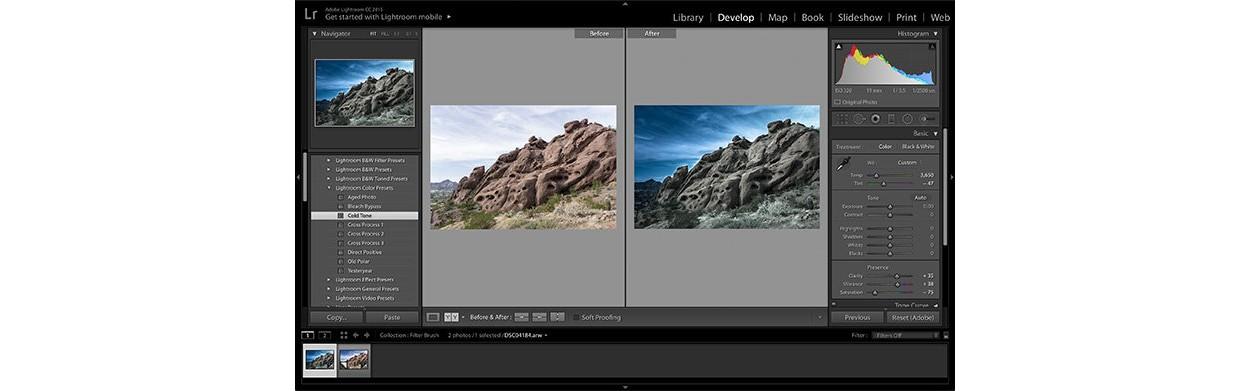 adobe photoshop lightroom 6 nederlands - windows/mac