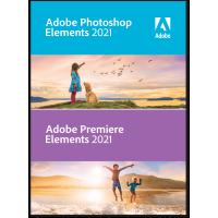 Multimedia: Adobe Photoshop + Premiere Elements 2021 | Windows | Multilanguage
