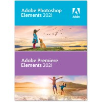 Adobe Photoshop + Premiere Elements 2021 | Mac | Multilanguage