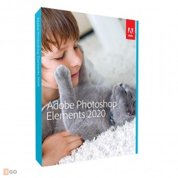 Adobe Elements 2020: Adobe Photoshop Elements 2020 - Nederlands - Windows