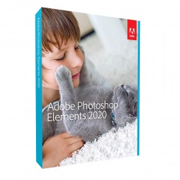 Adobe Elements 2020: Adobe Photoshop Elements 2019 - English - Windows