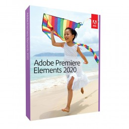 Adobe Elements 2020: Adobe Premiere Elements 2019 - English - Mac