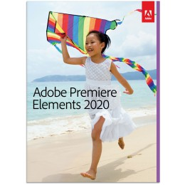 Adobe Elemens 2020 - Up-To-Date and Easy to use: Adobe Premiere Elements 2020 - English - Mac