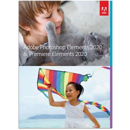 Adobe Elemens 2020 - Up-To-Date and Easy to use: Adobe Photoshop + Premiere Elements 2020 - English - Mac