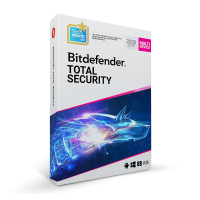 Security: Bitdefender Total Security Multi-Device 2020 5-Devices 1year