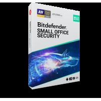 Goedkoopste antivirus: Bitdefender Small Office Security | 10Devices| 1Year