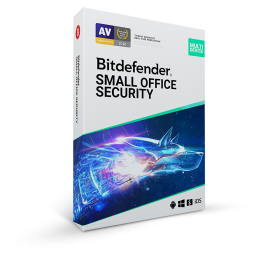 Security: Bitdefender Small Office Security | 10Devices| 1Year