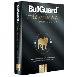 Security: BullGuard Premium Protection 3devices 1year