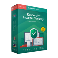 Security: Kaspersky Internet Security 5Devices 1year