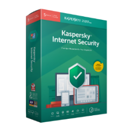 Security: Kaspersky Internet Security 1Device 2years