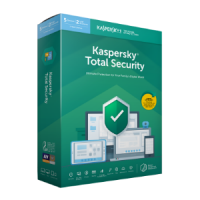 Security: Kaspersky Total Security 2020 1Device 1year