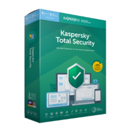 Security: Kaspersky Total Security 2020 3Devices 2years