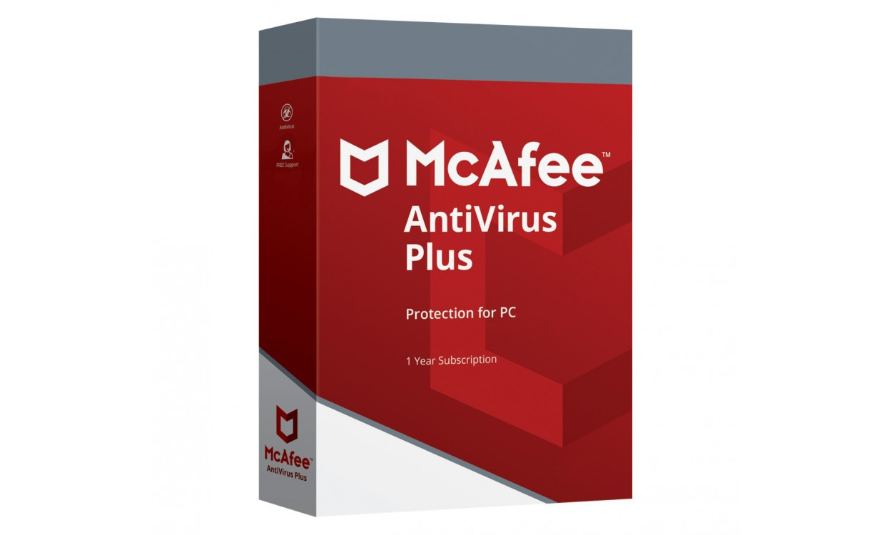 Free McAfee VirusScan Plus Available for Download