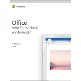Microsoft: Microsoft Office 2019 Home & Student Windows + Mac