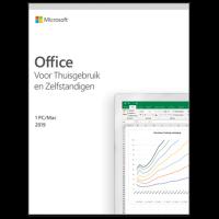 Office 2019 Thuisgebruik & Zelfstandigen