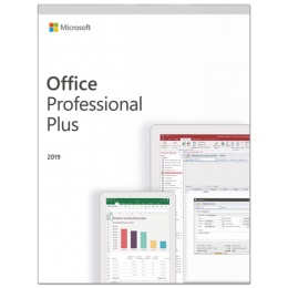 Office producten: Microsoft Office 2019 Professional Windows