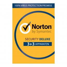 Black Friday: Norton Security Deluxe 6-Devices 1year 2020 -Antivirus Included- Windows | Mac | Android | iOs