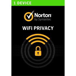 Mobile Security: Norton WiFi Privacy 1 Device 1year