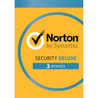 Internet Security: Norton Security Deluxe 3-Devices 1year 2020 - Antivirus Included - Windows | Mac | Android | iOs