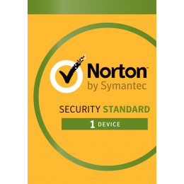 Antivirus: Norton Security Standard 1-Device 1year | 2020 edition