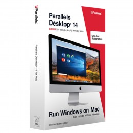 Backup & Repair: Parallels Desktop 14 Pro 1 year