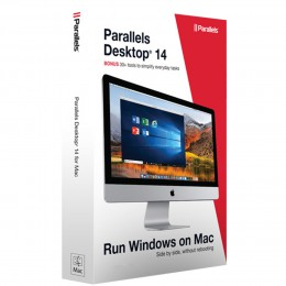Backup & Repair: Parallels Desktop 14 voor Mac