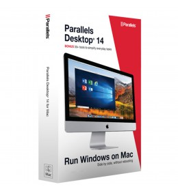 Parallels Desktop 14 for Mac - Edu versie