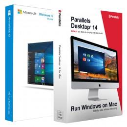 Back2School: Parallels Desktop 14 Student 1Jaar + Windows 10 Home Bundel