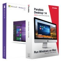 Parallels Desktop 14 + Windows 10 Pro