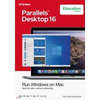 Parallels Desktop  16 | for Mac | Edu version | 1Year | 1 installation