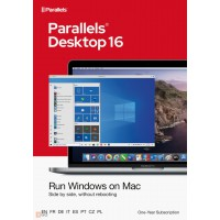 Operating Systems: Parallels Desktop 16 for Mac | One-time purchase | 1 installation