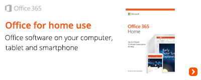 Office 365 for home use